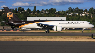 N413UP - Boeing 757-24A(PF) - United Parcel Service (UPS)