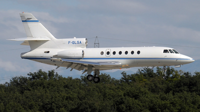 A picture of FGLSA - Dassault Falcon 50EX -  - © Paul Denton