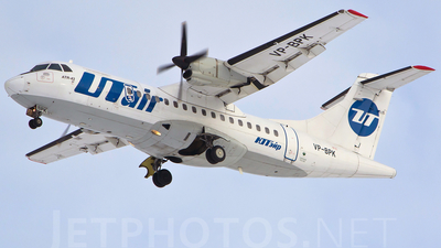 VP-BPK - ATR 42-320 - UTair Aviation