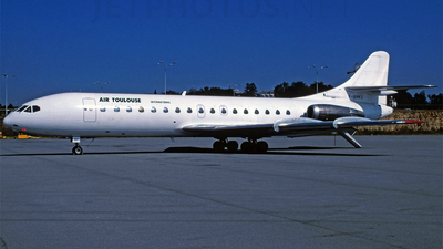 F-BMKS - Sud Aviation SE 210 Caravelle 10B3 - Air Toulouse International