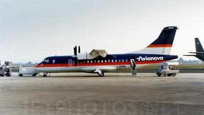 I-NOWA - ATR 42-300 - Avianova