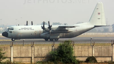 L8-7/33 - Lockheed C-130H-30 Hercules - Thailand - Royal Thai Air Force