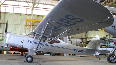 VH-ABS - Auster J1 - Private