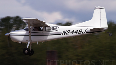 A picture of N2449J - Cessna A185F Skywagon - [18504364] - © Geoff Landes