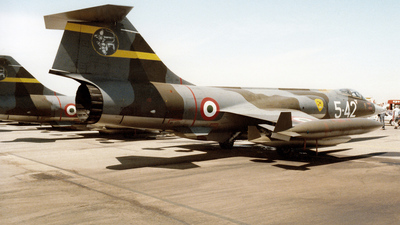 MM6814 - Lockheed F-104S ASA-M Starfighter - Italy - Air Force
