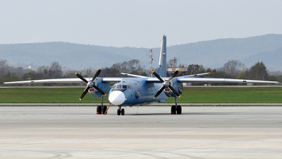 RF-00714 - Antonov An-26 - Russia - Defence Sports-Technical Organisation (ROSTO)
