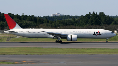 JA732J - Boeing 777-346ER - Japan Airlines (JAL)