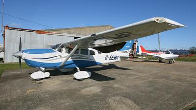 A picture of GSEMR - Cessna T206H Turbo Stationair - [T20608669] - © Daniel Nicholson