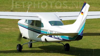 A picture of DEARL - Cessna T210M Turbo Centurion - [21061747] - © Marius Hoepner