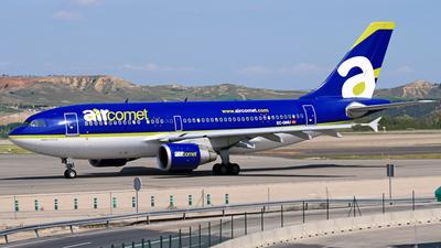 EC-GMU - Airbus A310-324 - Air Comet