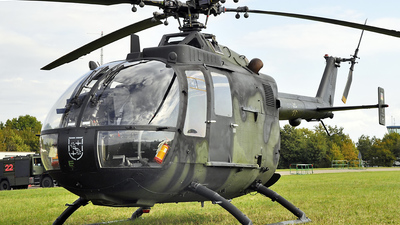 87-03 - MBB Bo105P1 - Germany - Army
