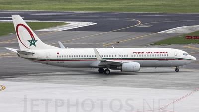 Boeing 737-8B6 - Royal Air Maroc (RAM)