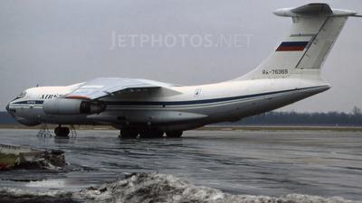 RA-76369 - Ilyushin IL-76TD - Airstan