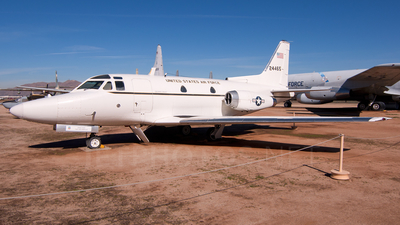 62-4465 - North American TC-39A Sabreliner - United States - US Air Force (USAF)