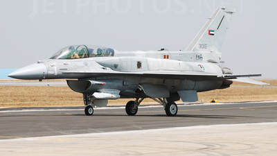 3015 - Lockheed Martin F-16F Desert Falcon - United Arab Emirates - Air Force