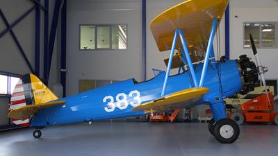 A picture of N68941 - BoeingStearman Model 75 - [758044] - © Karl K.
