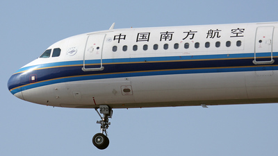 B-6270 - Airbus A321-231 - China Southern Airlines