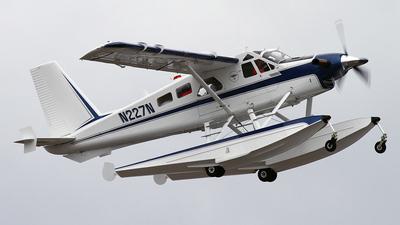 N227N - De Havilland Canada DHC-2 Mk.III Turbo-Beaver - Private