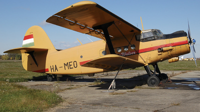 HA-MEO - PZL-Mielec An-2R - Air Service Hungary