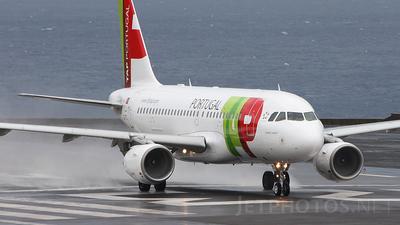CS-TTL - Airbus A319-111 - TAP Portugal