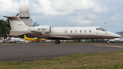 N128V - Bombardier Learjet 60 - Private