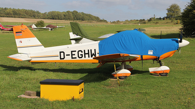 D-EGHW - Bolkow Bo.209 Monsun 150RV - Private