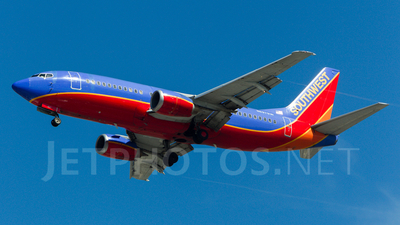N697SW - Boeing 737-3T0 - Southwest Airlines