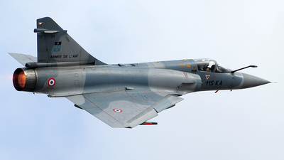 89 - Dassault Mirage 2000C - France - Air Force