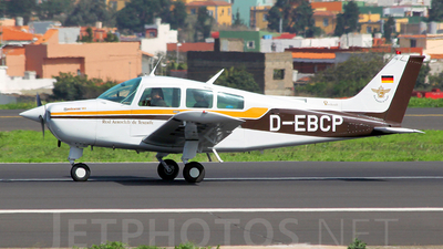 D-EBCP - Beechcraft C23 Sundowner - Private