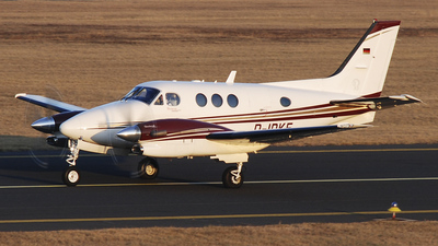A picture of DIDKE - Beech C90GT King Air - [LJ1865] - © dui1985