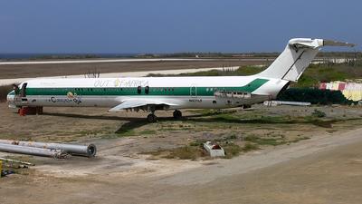 N431LF - McDonnell Douglas MD-82 - International Lease Finance Corporation (ILFC)