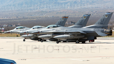 84-1381 - Lockheed Martin F-16C Fighting Falcon - United States - US Air Force (USAF)
