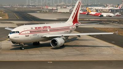 VT-EVW - Airbus A310-304 - Air India