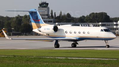 A6-NMA - Gulfstream G-IV(SP) - Royal Jet