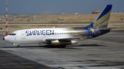 AP-BIK - Boeing 737-2B7(Adv) - Shaheen Air International