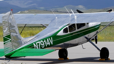 N7914V - Cessna 180H Skywagon - Private
