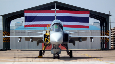 Kh20k-1/54 - Saab JAS-39D Gripen - Thailand - Royal Thai Air Force