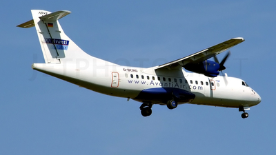 D-BCRO - ATR 42-300(QC) - Avanti Air