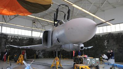 38-64 - McDonnell Douglas F-4F Phantom II - Germany - Air Force