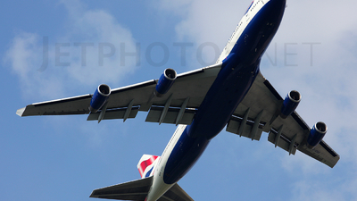 Boeing 747-436 - British Airways