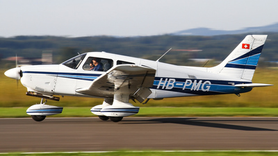 HB-PMG - Piper PA-28-181 Archer II - Private