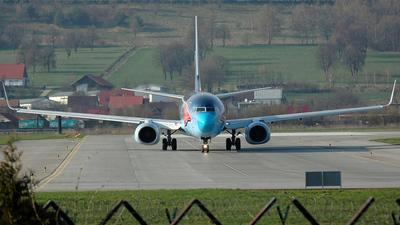 Boeing 737-86Q - Travel Service Hungary