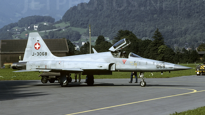 J-3068 - Northrop F-5E Tiger II - Switzerland - Air Force