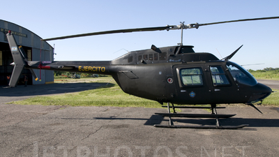 AE-368 - Bell 206B-3 JetRanger III - Argentina - Army
