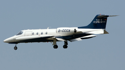 D-CCCA - Bombardier Learjet 35A - Jet Executive