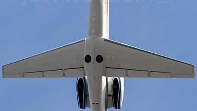N391KK - Cessna 680 Citation Sovereign - Private