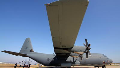 A97-464 - Lockheed Martin C-130J-30 Hercules - Australia - Royal Australian Air Force (RAAF)