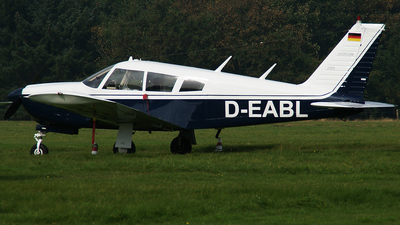 D-EABL - Piper PA-28R-200 Cherokee Arrow - Private