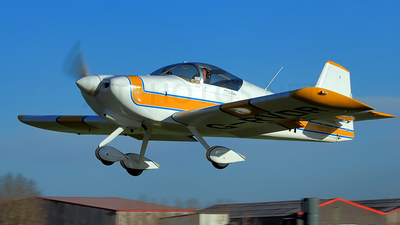 G-RVDR - Vans RV-6 - Private