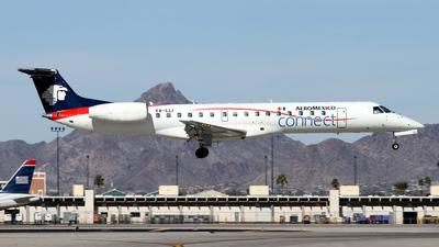 XA-LLI - Embraer ERJ-145ER - Aeroméxico Connect